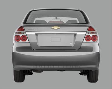 Afbeelding van Achterruit Chevrolet Aveo sedan