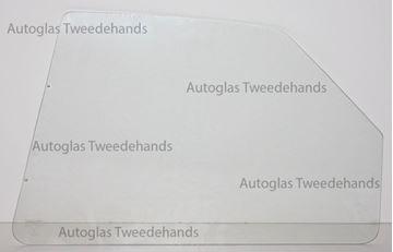 Afbeelding van Zijruit links Opel Rekord 2 deurs sedan