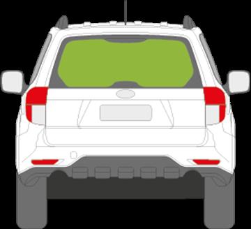 Afbeelding van Achterruit Subaru Forester