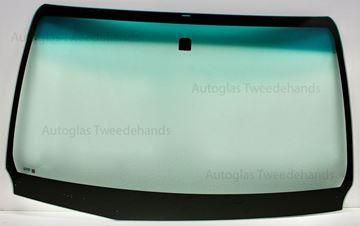 Afbeelding van Voorruit Toyota Hi-lux met zonneband